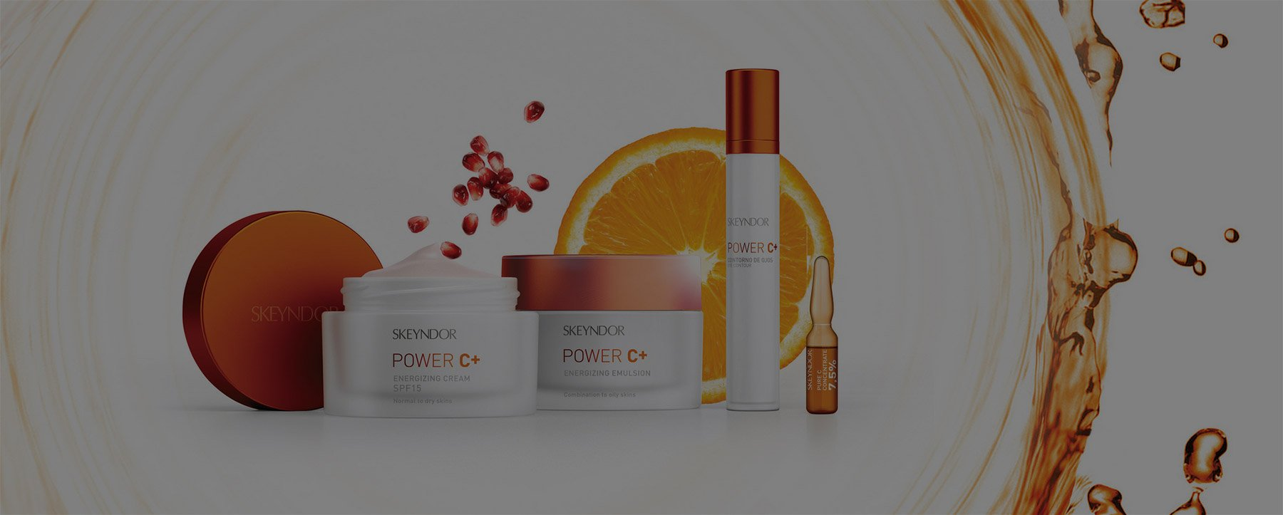 New Skeyndor Power C+ Products at Lisa Harris Skin Science